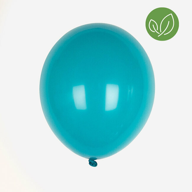 ballons - turquoise